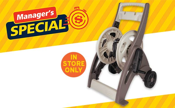 Manager's Special - Hose Reel